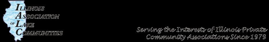 Illinois Association of Lake Communities